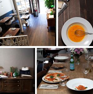 Restaurante italiano en Alcalá de Henares