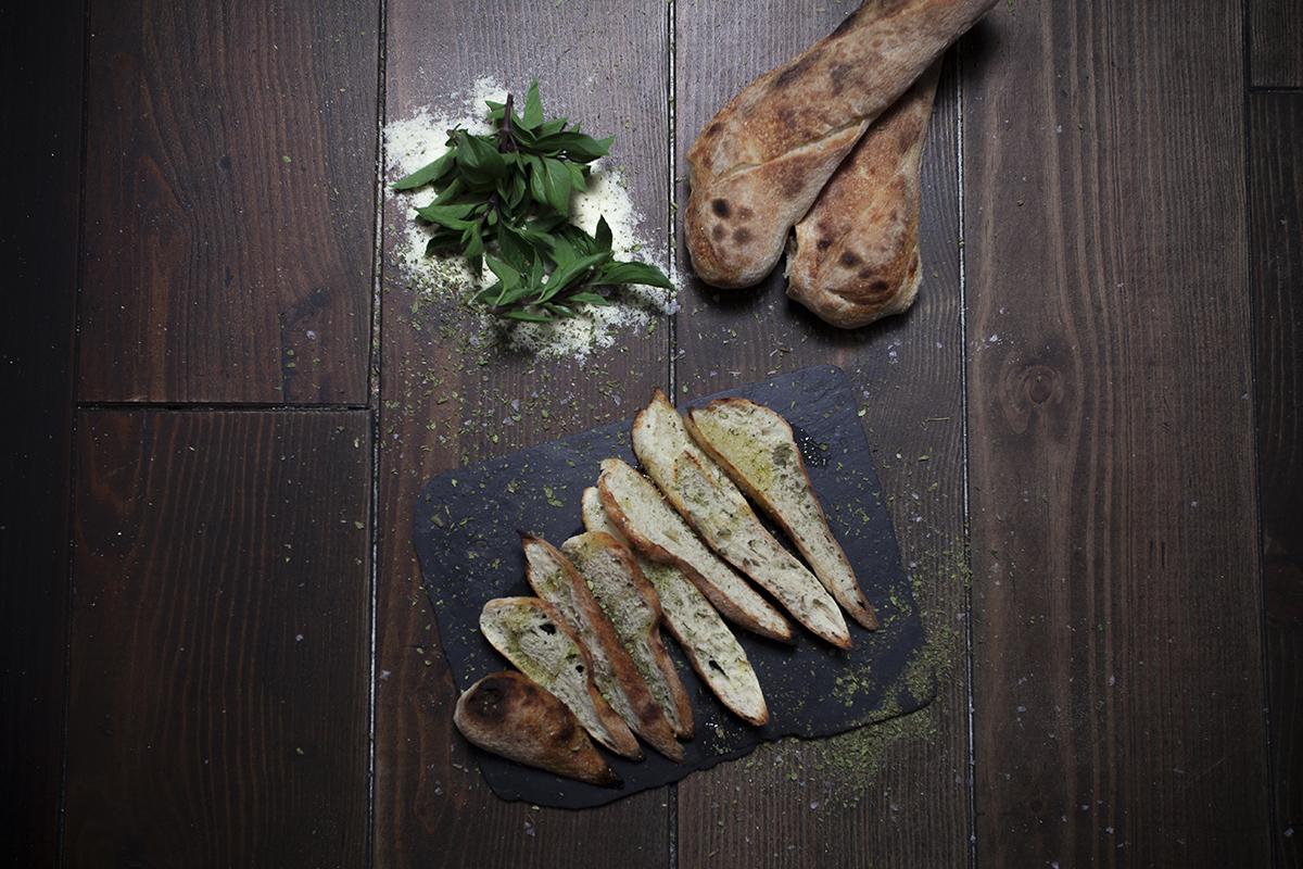 Ración de pan